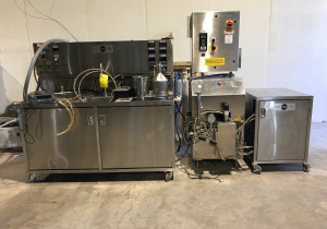 Used Microthermics Uht/Htst Lab, Model 25Hv With Niro-Gea Soave 2 Homogenizer.