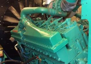 1500 Kw Cummins Diesel Generator
