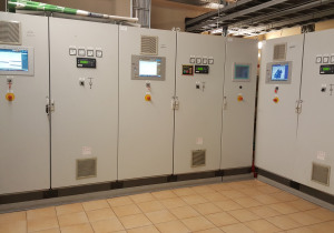 4.0 Mw electrical plant