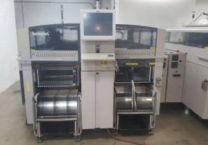 Siemens Asm Siplace X2 Placement Machine (2008)