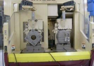 "Giddings & Lewis ""Ram630"" 5-Axis Cnc Horizontal Machining Center W/Dual-Pallet Shuttle"