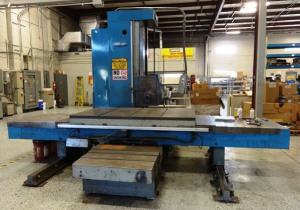 4″ Nomura Table Type Horizontal Boring Mill