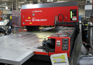 Amada Pulsar Lc 2415 Lxaiii 2000 Watt Cnc Laser SystemWith Amada Lmp-3015 Load Unload SystemChiller & Dust Collector Included