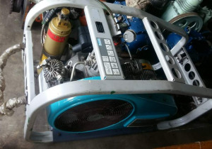 BAUER BREATHING AIR COMPRESSOR Model: Mariner 250, DOM: 2011
