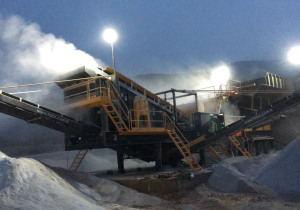 PRO-150 MOBILE CRUSHING & SCREENING PLANT | BEST QUALITY