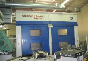 2002 Giddings & Lewis Hmc 410