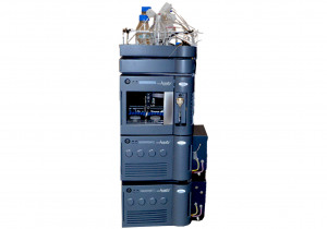 Waters Nano Acquity UPLC System