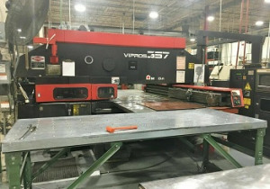 Amada Vipros 357 Cnc Turret Punch Press