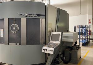 5-Axis CNC machine for sale DECKEL Monoblock DMU 80