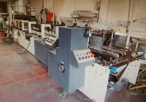 Bobst Domino 90 Matic A2