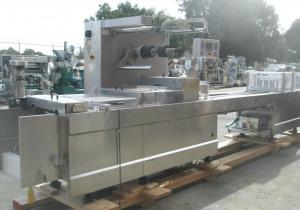 Former, Tray, Tiromat, Type 660, S/St, Thermoformer,