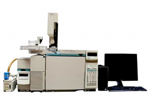 Agilent 6890N GC with 5973N Inert MSD and 7683 Injector