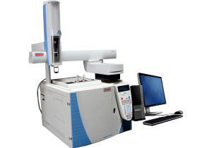 Thermo Scientific TRACE GC ULTRA with TRIPLUS ALS System