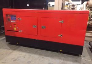 100 kVA Iveco Diesel Generator Set