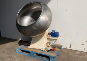 Gulf coating pan