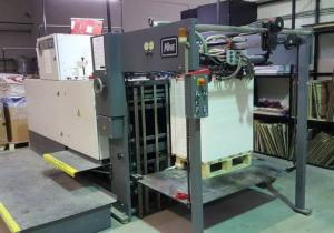 Automatic Die cutting machine Kama TS 102