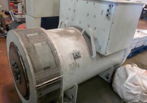 Used 1700 kVA Leroy Somer LSA 51 S5-4P Alternator