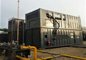 Cummins Qsk60 V16 Generator Set