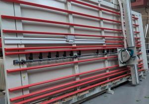 Sagetech Machinery KK16 Vertical Panel saw