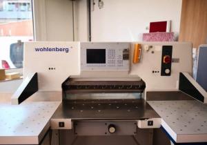 Wohlenberg Cut-tec 92