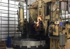 Bullard Vertical Boring Mill