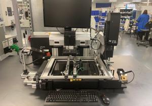 2018 Kurtz Ersa Ir 650 Rework System W/ Pl 650 Precision Placement System