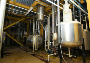 (2010) German 30,000 TPY Edible Oil Refinery + Filling Facility