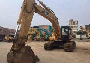 Used Caterpillar 330C Excavator For sell