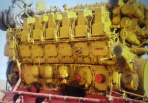 CATERPILLAR 36 SERIES // NEW GENUINE SPARES - MAJOR AND TOP OVERHAULING SPARES - USED ALL SPARES // AVAILABLE FOR IMMEDIATE SALE