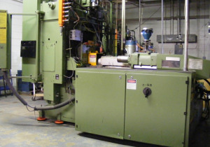 Engel 85-Ton Vertical Plastic Injection Molding Machine 1997