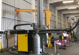 Esab CaB 300M Column & Book Welding Manipulator