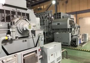 Niigata 18V22AG Gas Generators x 2 sets