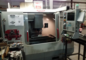 Haas Vf-2B Vertical Machining Center 2001