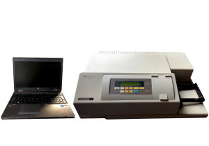 Molecular Devices SpectraMax M2 Multi-Mode Microplate Reader with Laptop