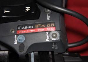Used Canon J17Ex7.7B4Irasd – Broadcast Lens