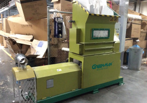 Efficient EPS Foam Densifier GREENMAX M-C200 on Sale