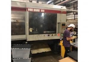 Van Dorn 880HP125