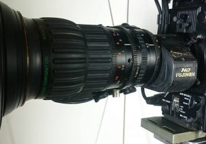 Used Fujinon Za12X4.5Berm-M58 – Hd Lens