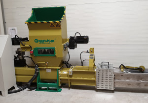 GREENMAX Foam Densifier ZEUS-C100 for Sale