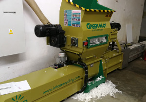 GREENMAX Foam Compactor ZEUS-C200 for Sale