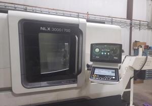 2017 Dmg Mori Nlx3000/700