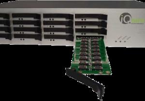 Used iQsim IRON SIM Server One + Sim Racks + Gateways for sale