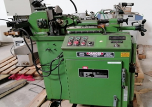 Glebar TF - 9BHD Cylindrical centreless grinding machine