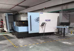 EDM Wire Cut - Agiecut Evolution BC 2