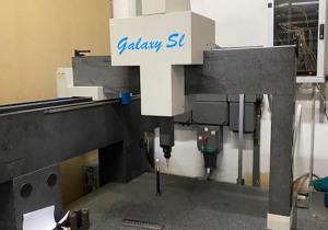3D measuring device Wenzel Poli Galaxy SL4