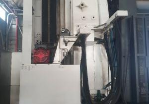 Hyundai-Wia, Cnc Horizontal Borer Kbn 135 (2013)