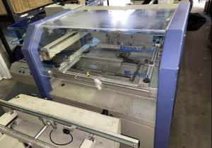 2012 Manncorp Mc1400 Fully Automatic Stencil Printer