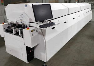 Electrovert Omni Max 10 Reflow Oven