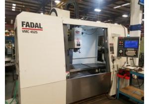 Fadal VMC 4525