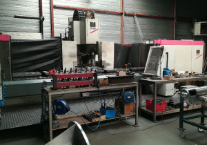 Stama MC 540S machining center